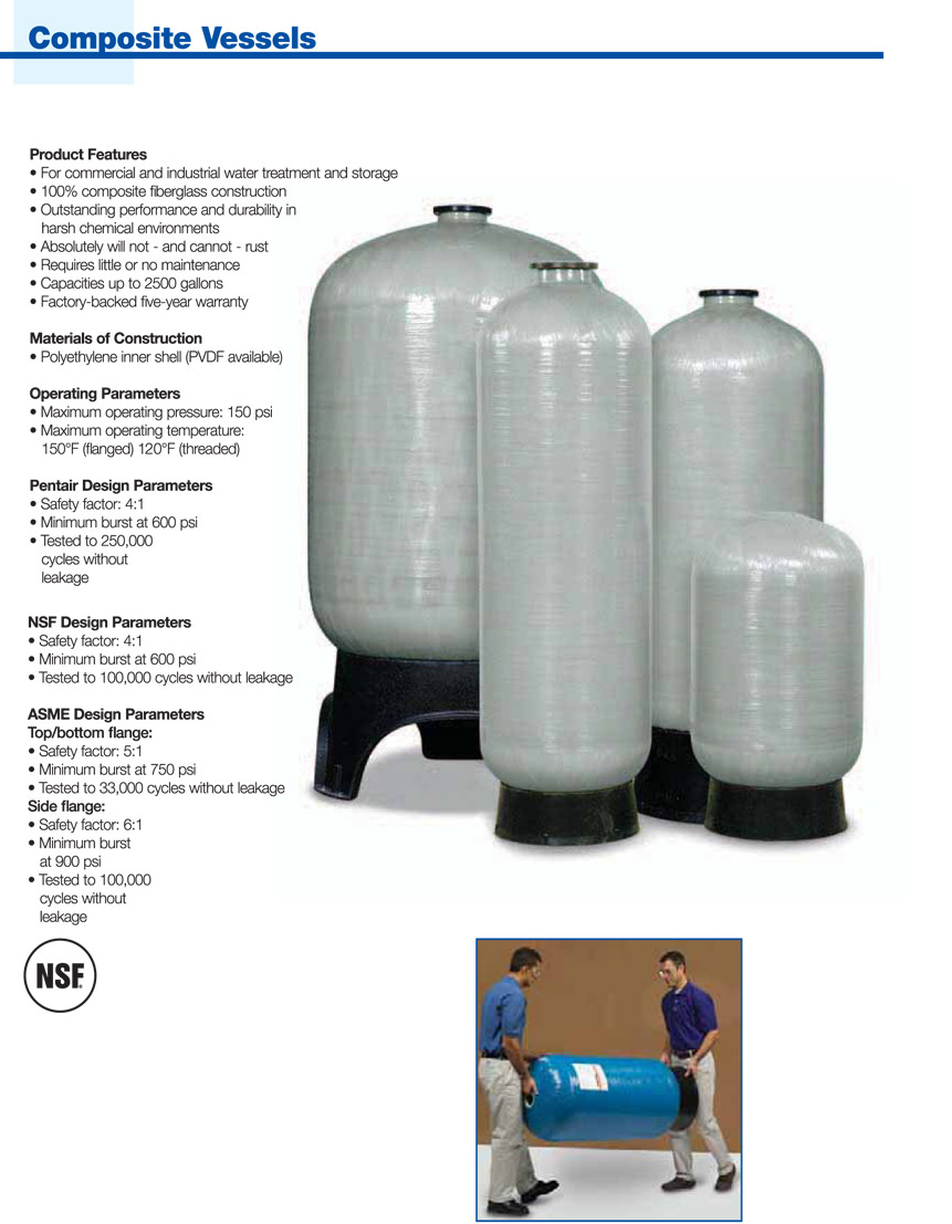 Pentair water filter system for Pentair water filters